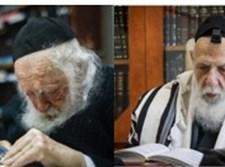"""הגר""""ח קנייבסקי וחכם שלום כהן"""