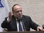 יצחק כהן בנאומו האחרון במליאה