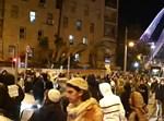 המחאה בירושלים