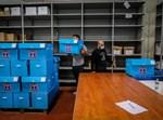 מחסן ועדת הבחירות במודיעין