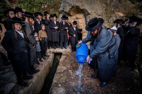 שאיבת מים שלנו