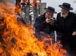 שריפת חמץ בירושלים