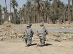 חיילים בעיראק