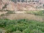המפל והאגם הסודיים