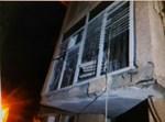 חלון הדירה שנפרצה
