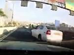 תיעוד המכונית העוקפת