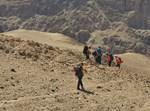 החילוץ במדבר יהודה