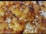 הום פרייז – קוביות תפוחי אדמה אפויות ברוטב צ'ילי