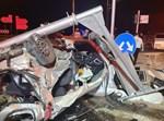 זירת התאונה בדרום
