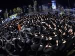 """הלווית גאב""""ד מנצ'סטר זצ""""ל בירושלים"""
