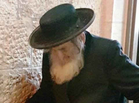"""רבי אברהם קרישבסקי זצ""""ל"""
