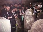בקבר הקדוש