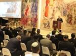 יום השואה בטרקלין שאגאל בכנסת