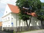 מבנה בית הכנסת בעיירה בידגושץ'