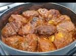 """מפרום – פרוסות תפו""""א, חצילים או בטטה במילוי בשר"""