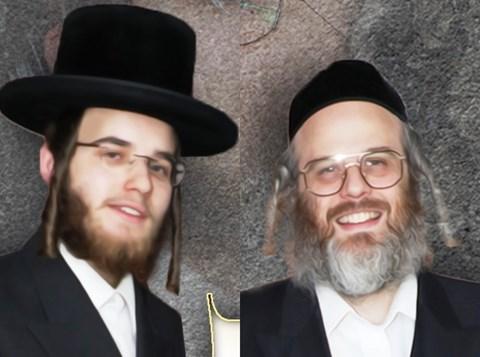 דודי קאליש ומאיר גולדשטיין