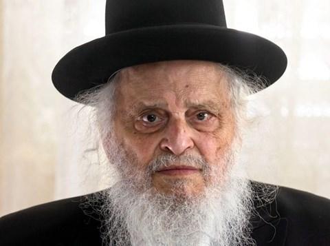 """הגאון רבי משה חי מזרחי זצ""""ל"""