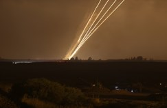 שיגור רקטות מעזה