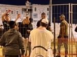 יהודים מול ערבים, הערב בי-ם