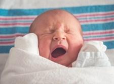 תינוק אחר לידה