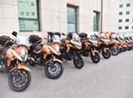 האופנועים החדשים