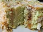 עוגת קרמשניט מקלות בטעם פיסטוק