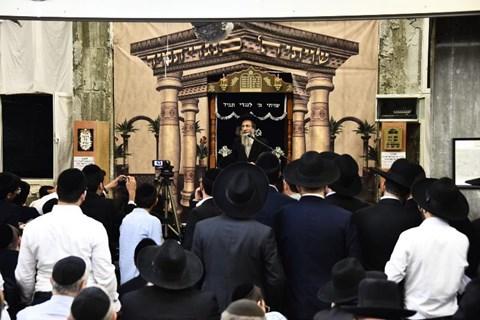 יהודים מתחזקים