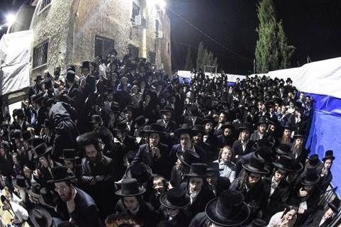"""ל""""ג בעומר בסקולען ירושלים"""