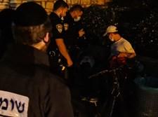 מעצר החשוד בפריצה