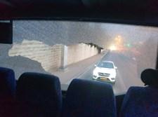 השמשות המנופצות באוטובוסים של חסידי זוועהיל