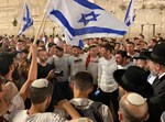 יום ירושלים בכותל