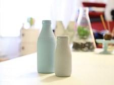 בקבוקי חלב
