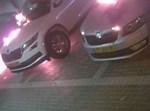 הרכבים שהוצתו הלילה בחיפה