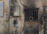 ההרס בבית הכנסת