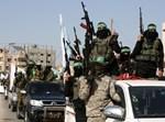 מצעד צבאי של חמאס