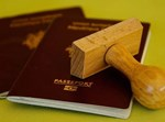 דרכון, אילוסטרציה