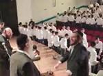 הרב כהן עם תלמידיו