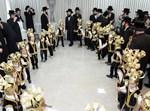 מסיבת חומש בת''ת צאנז בחיפה