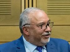 שר האוצר אביגדור ליברמן