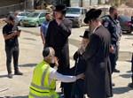 המחאה ברחוב ירמיהו בירושלים