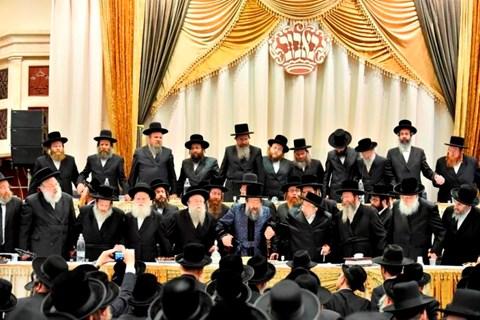 קבלת פנים בירושלים - באבוב 45