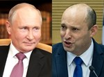נפתלי בנט/ולדימיר פוטין