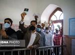 מצביעים באיראן