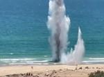 הפיצוץ המבוקר באשדוד