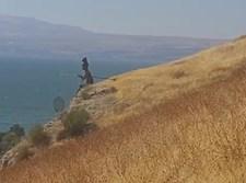 דמות הדייג בטבריה