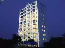 בניין המגורים שהוקם