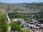 הגבול בין ישראל לסוריה ברמת הגולן