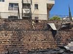 שריפת חורש בבית שמש