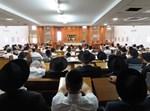 בני שיעור א' באור לציון בשיחת הכנה בישיבה