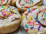 עוגיות קצף שושנים